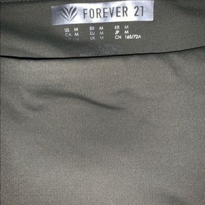 Forever 21 Other - bought and didn't fit